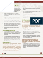APP General Fact Sheet