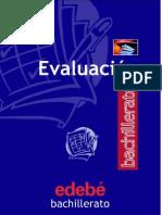 ACTIVIDADES BACHILLERATO