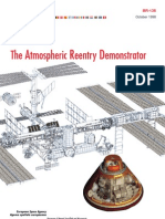 The Atmospheric Reentry Demonstrator