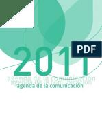 Agenda de la Comunicación 2011
