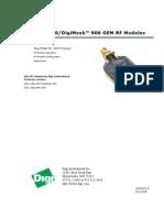 Xbee-pro 900 Datasheet
