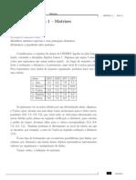 Algebra Linear - Aula 1