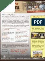 FTD Newsletter 1