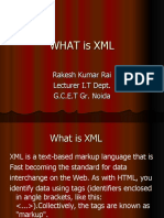 2 WHAT is XML