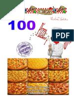 100 retete piza
