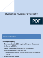 Duchenne Muscular Dystrophy of Dental Care