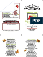 Country Gourmet Catalog Summer