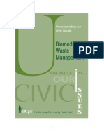 Bio Medical Waste Management in Mumbai