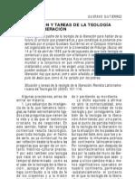 39560181 Gutierrez Situacion y Tarea de La Teologia de La Liberacion