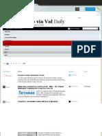 Tradução via Val Daily - 22/04/11