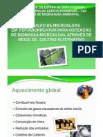 II Semana de Engenharia Ambiental UDESC