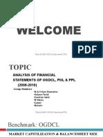 Presentation Ogdcl vs Ppl Final