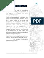 Telenor Organization Structure and Culture