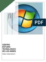 Centro Estudio Tecnologico de Los Andes