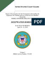 USCG Prelime DWH Report April 22