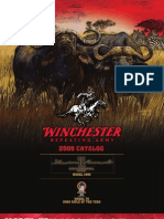 Winchester Repeating Arms 2009 Catalog