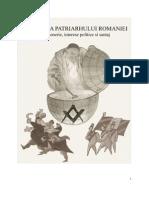 Alegerea Patriarhului-Masonerie,Interese Politice Si Santaj