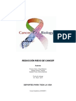 Prevencion Cancer