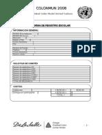 Forma de Registro A