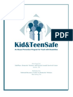 KID AND TEEN SAFE