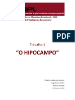 Hipocampo no Neuromarketing