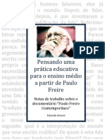 Acervo Paulo Freire