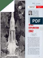 Space Exploration 1962