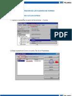 Configuracion Correo Electronico Clientes Telmex