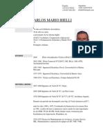 CV- Carlos Bielli - 2011