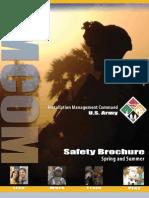 Spring Summer Safety Brochure - U.S. Army IMCOM