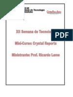 Apostila Crystal Reports 1233098842697118 1
