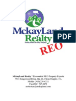 REO Resume in PDF