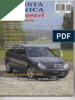 Xsara2 Manual Es