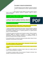 PROCEDIMIENTOS DE DIAGNÓSTICO CLÍNICO Y ORTOPROTÉSICA