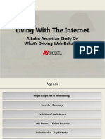 Living With the Internet Latam Report Final