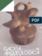 Estudio Arqueologico del Estado por Luis Guillermo Lumbreras