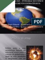Globalizacao Integracao Com o Posicionamento Estrategico