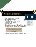 Weldment