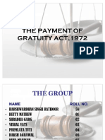 PPT Payment of Gratuity Act 1972(2)