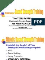 Tier Training Ppt