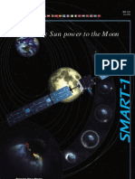 SMART-1 by Sun Power to the Moon June 2002