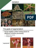 Lec24 Segmentation