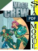 Salvage Crew Star Mogul Game
