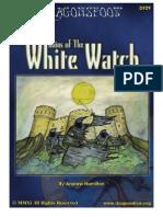 DF29 White Watch