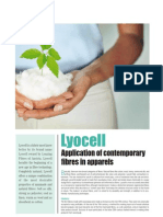 Application of Contemporary Fibers in Apparel - Lyocell