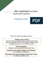 Struktur Dan Organisasi Persatuan Pandu Puteri Malaysia (1)