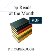 Top Reads of the Month