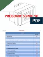 Configuracion Prosonic s Fmu 90