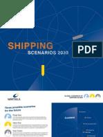 Wartsila Shipping Scenarios 2030