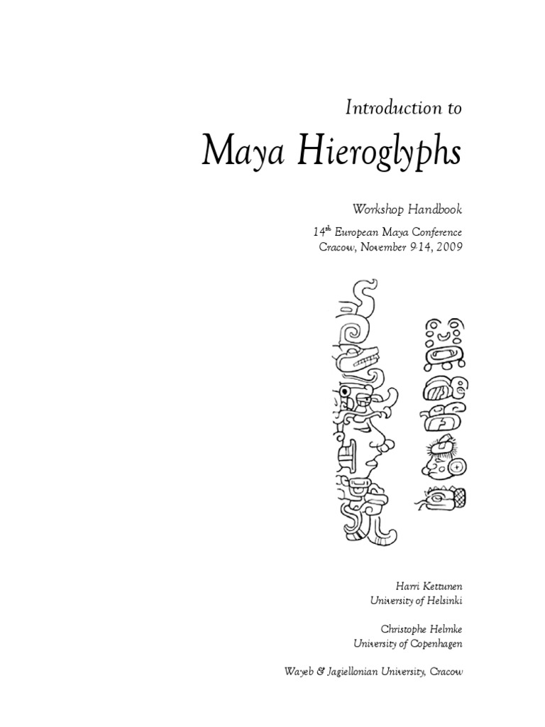 Glifos mayas writing egyptian hieroglyphs fandeluxe Choice Image